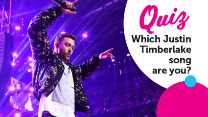 QUIZ: Which Justin Timberlake song are you?