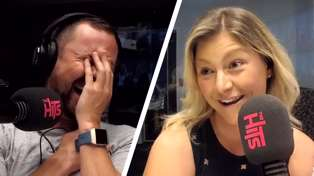 Toni Street STORMED OUT of the studio and the reason why will make you giggle