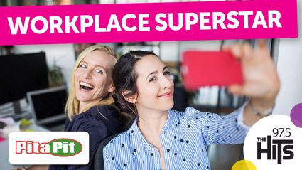 Enter to Win with the Pita Pit Workplace Superstar