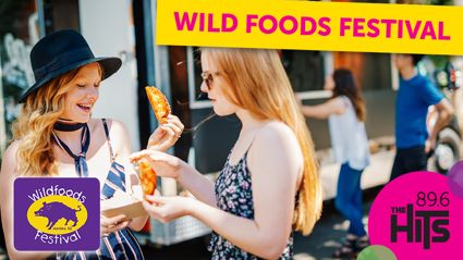 WIN a Trip to the WildFoods Festival