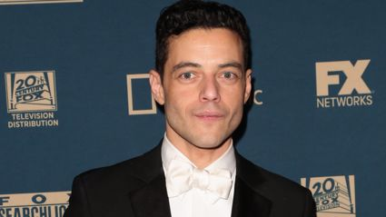 Rami Malek looks totally different in this throwback photo!