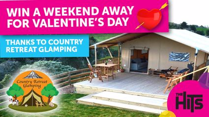 Win a weekend away for Valentine's Day!
