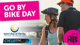 Go By Bike Day with Sport Bay of Plenty
