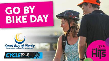 Go By Bike Day with Sport Bay of Plenty