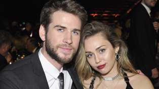 Liam Hemsworth missed Miley Cyrus' Grammy performance because he was rushed to hospital
