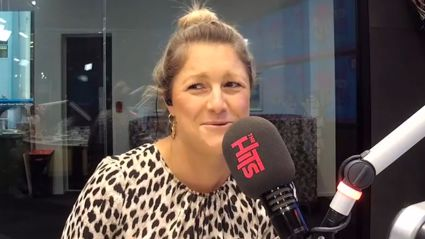 Toni Street reveals hilarious toilet dilemma while at work