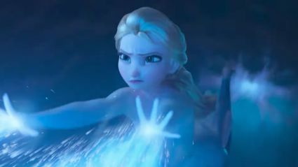 Disney unveils dramatic 'Frozen 2' trailer ... and it looks EPIC!
