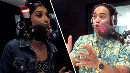 Aladdin and Jasmine perform spine-tingling version of 'A Whole New World' live for Stace & Flynny
