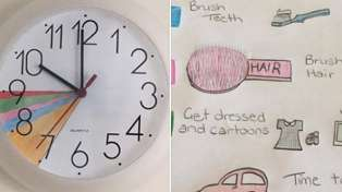 Aussie mum goes viral with her incredible organisational hack to get kids ready for school