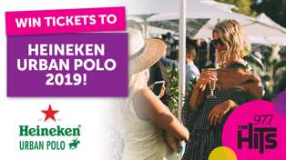 WIN Tickets to the Heineken Urban Polo