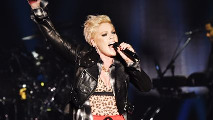 LISTEN: Pink has just released a sneak peek of her new single 'Walk Me Home'