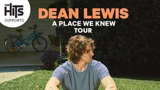 Dean Lewis is coming to New Zealand!