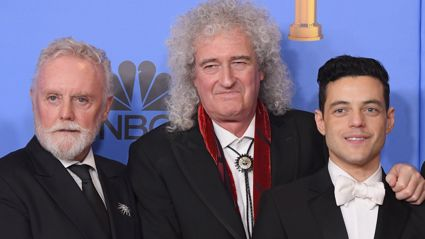 Queen and Adam Lambert are confirmed to perform at the Oscars ... Will Rami Malek join them?