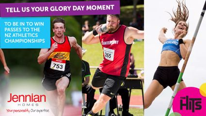 Win a family pass to the NZ Athletics Championship!