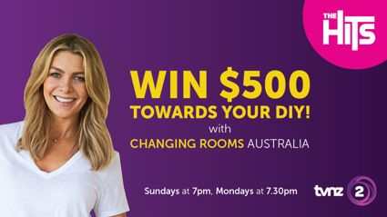 Win $500 for your DIY project with Changing Rooms Australia