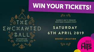 Win tickets to The Enchanted Forest Ball!