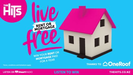 The Hits Live Free - Rent or Mortgage
