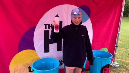 CHRISTCHURCH Sanitarium Weet-Bix Kids TRYathlon