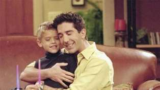 This is the real reason Ross Gellar's son Ben disappeared from Friends ...