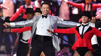 Hugh Jackman is bringing his 'The Man. The Music. The Show' to NEW ZEALAND!!!