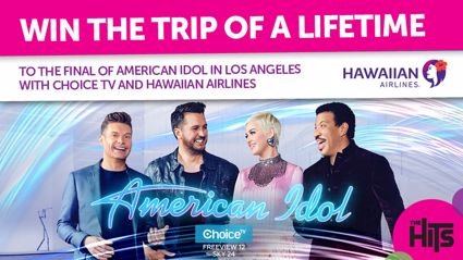 Win a trip to the final of American Idol in LA!