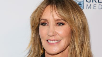 Desperate Housewives star Felicity Huffman arrested following cheating scandal