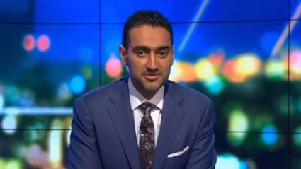 Christchurch Terror Attack: Australian TV host Waleed Aly breaks down during emotional live broadcast