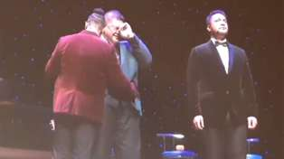 Christchurch Terror Attack: Sol3 Mio breaks down during emotional 'Hallelujah' tribute to victims