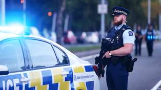 Christchurch Terror Attack: Police Association President Chris Cahill talks gun reform and the heroics of Kiwi police