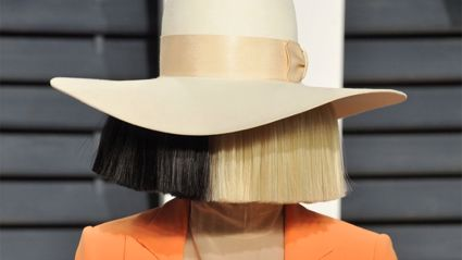 Sia attends first event without her signature wig and she is BEAUTIFUL!
