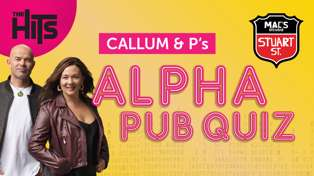 Alpha Pub Quiz at Macs Brew Bar!