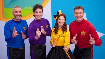 Get ready ... The Wiggles are coming to New Zealand for a nationwide tour!