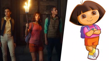 Kiwi Shortland Street actor Temuera Morrison is unexpectedly starring in the new live-action Dora the Explorer movie!