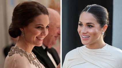 Comparing Kate Middleton and Meghan Markle's BEST maternity looks: Who wore it better?