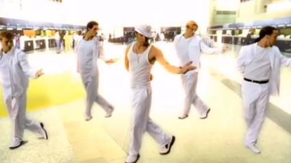 We can't believe it but 'I Want It That Way' by the Backstreet Boys is officially 20 years old!