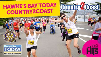 Win FREE entry into the Hawke's Bay Today Country2Coast