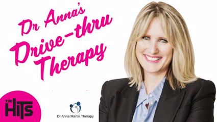 Dr Anna Martin's Drive-Thru Therapy