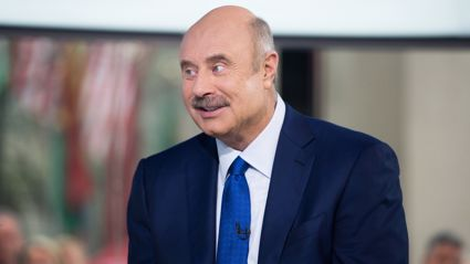 Dr. Phil shocks fans with bizarre new look following April Fool's prank