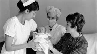 Mums left horrified after a hospital's instructions for new mothers from 1968 goes viral