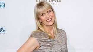 Terri Irwin had a sexy makeover ... and she looks completely unrecognisable!