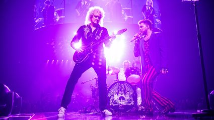 Get ready! Queen and Adam Lambert are coming to New Zealand