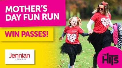 Jennian Homes Mother's Day Fun Run/Walk - WIN passes!