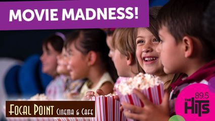 Movie Madness thanks to Hastings Focal Point Cinema & Café