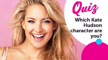 QUIZ: Which ICONIC Kate Hudson movie character are you?