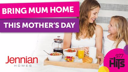 Bring Mum Home for Mother's Day