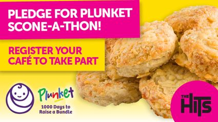 CENTRAL NORTH ISLAND: Register your cafe for the Cheese Scone-a-thon!