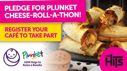 SOUTH ISLAND: Register your cafe for the Cheese Roll-a-thon!