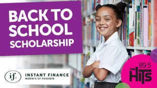 Term 2 Back to School Scholarship!