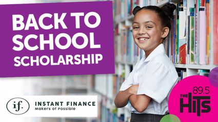 Term 2 Back to School Scholarship!