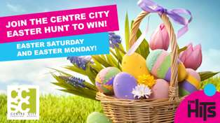 Win with Centre City's Easter Hunt!